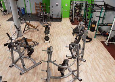 Nouvelles Machines Fitness